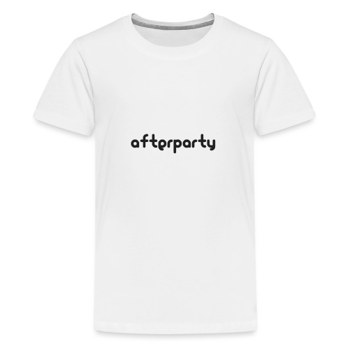 Afterparty - Kids' Premium T-Shirt