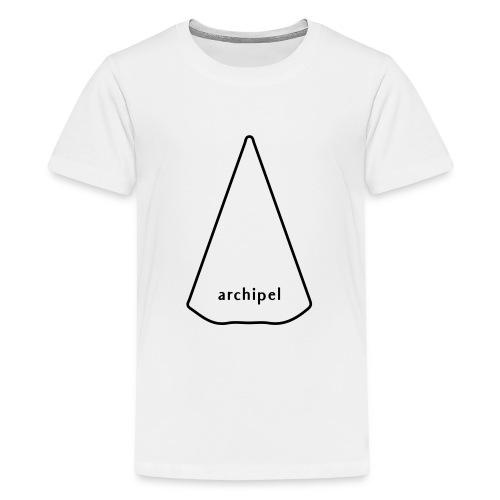 archipel_light grey - Kids' Premium T-Shirt