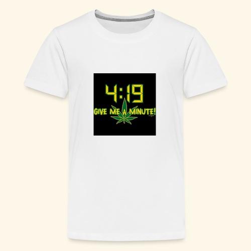 What time - Kids' Premium T-Shirt