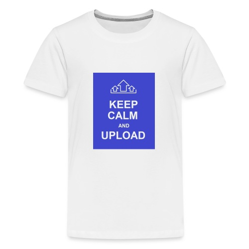 RockoWear Keep Calm - Kids' Premium T-Shirt