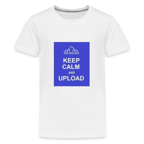 RockoWear Keep Calm - Kids' Premium T-Shirt