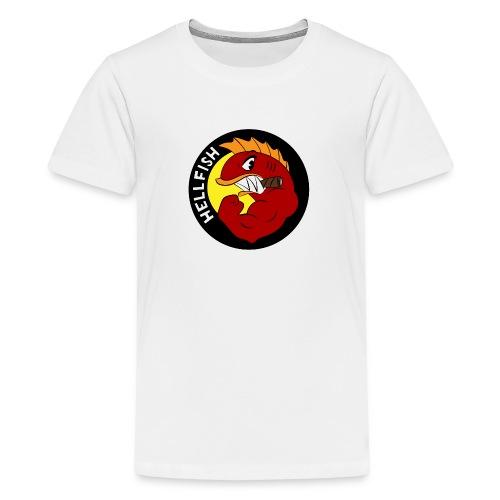 Hellfish - Flying Hellfish - Kids' Premium T-Shirt