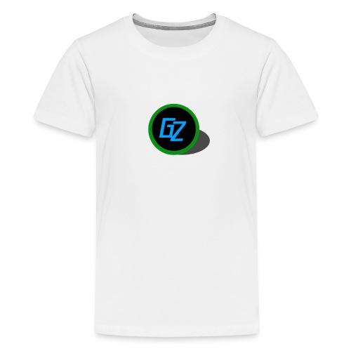 GZ Logo - Kids' Premium T-Shirt