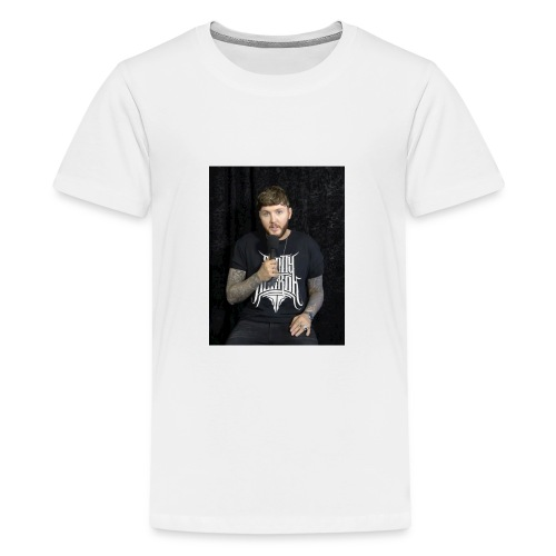 Tour james katess arthur - Kids' Premium T-Shirt