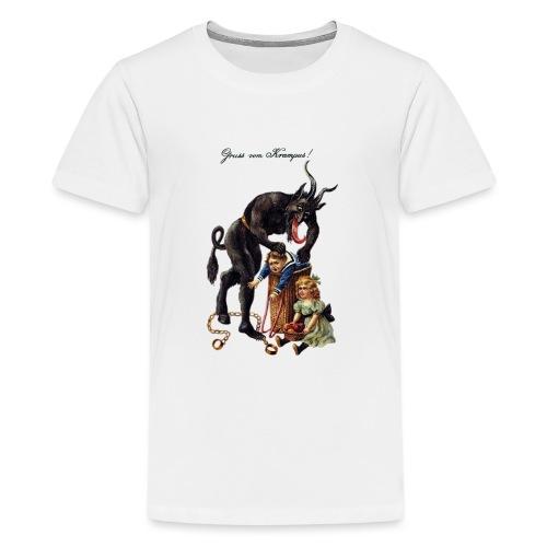 Krampus - Kids' Premium T-Shirt
