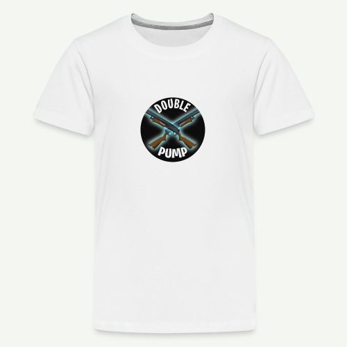 Double Pump - Kids' Premium T-Shirt
