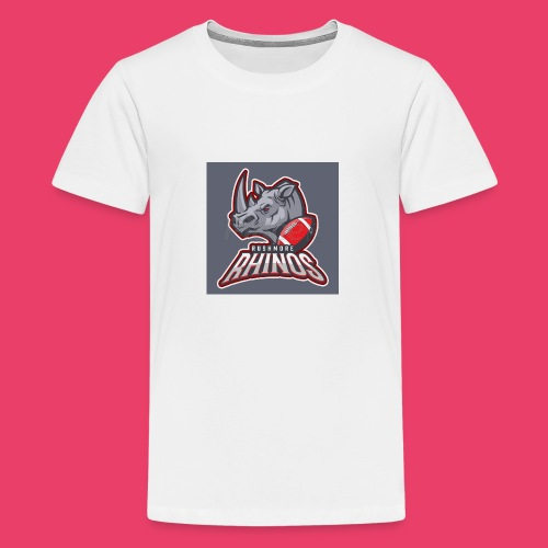 Long horn - Kids' Premium T-Shirt