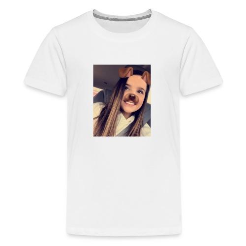 Annie Leblanc - Kids' Premium T-Shirt