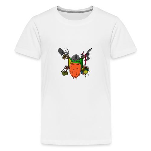 Beard - Kids' Premium T-Shirt