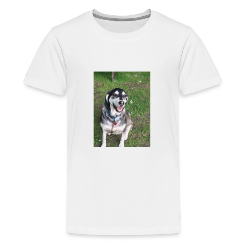 Happy Dog - Kids' Premium T-Shirt