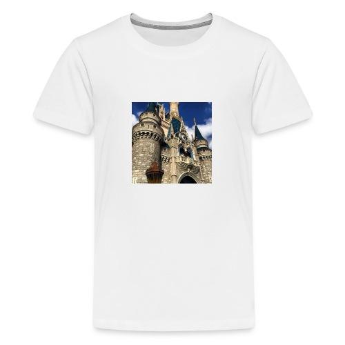 Cinderella's Castle - Kids' Premium T-Shirt