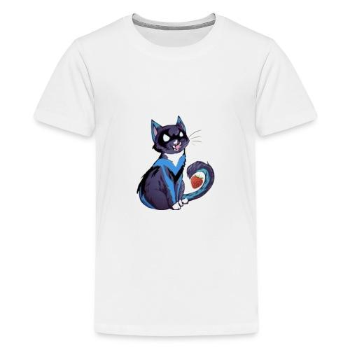 Nightwing is fruitcat - Kids' Premium T-Shirt