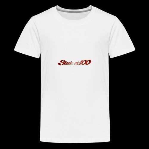 The Sleekcat100 - Kids' Premium T-Shirt