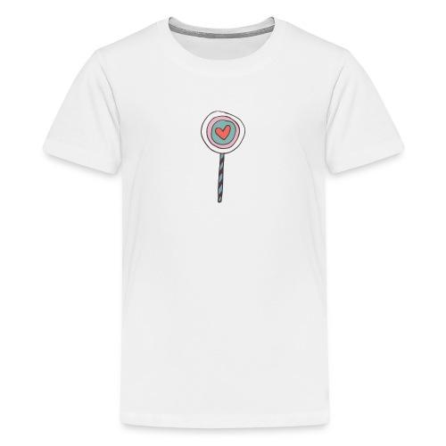 Lollipop Lolly Love - Kids' Premium T-Shirt