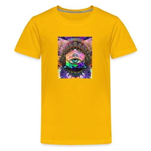 ruth bear - Kids' Premium T-Shirt