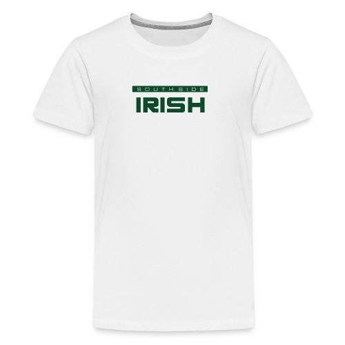 Southside Irish green - One Bar - Kids' Premium T-Shirt