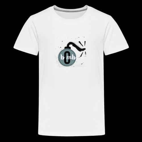 Stylized Bomb - Kids' Premium T-Shirt