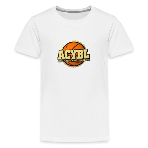 ACYBL : ALL CAPE YOUTH BASKETBALL LEAGUE - Kids' Premium T-Shirt