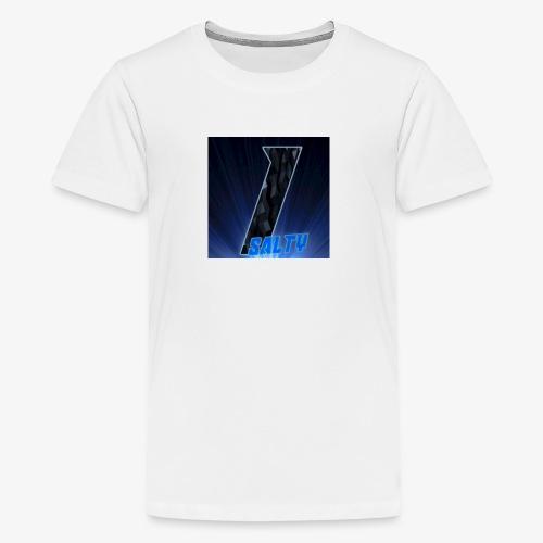 InfiniteSalty logo - Kids' Premium T-Shirt