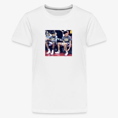 Brandon Ingram and Lonzo Ball - Kids' Premium T-Shirt