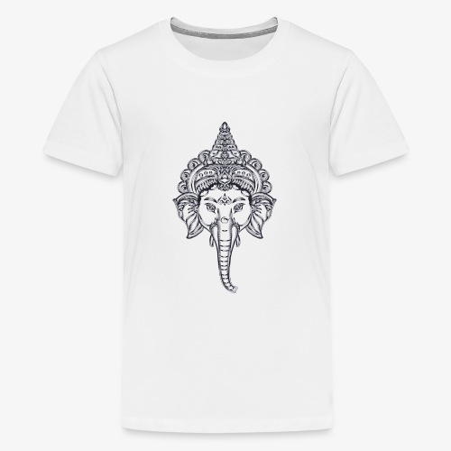 Ganesha - Kids' Premium T-Shirt
