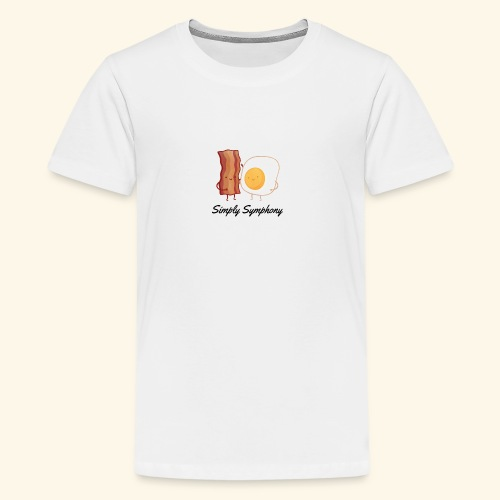 Eggs and bacon - Kids' Premium T-Shirt