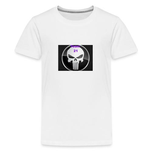 Team 21 white - Kids' Premium T-Shirt