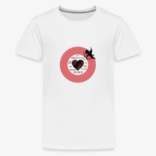 CUPID HEARTS - Kids' Premium T-Shirt