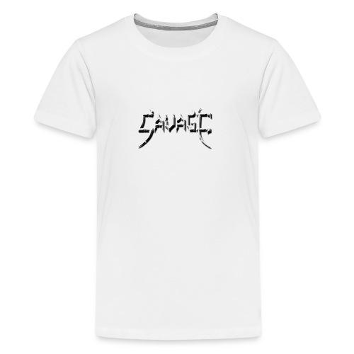 Sharp Savage - Kids' Premium T-Shirt