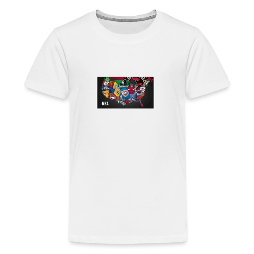 nba all teams - Kids' Premium T-Shirt