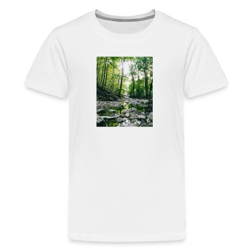Forest Reflections - Kids' Premium T-Shirt