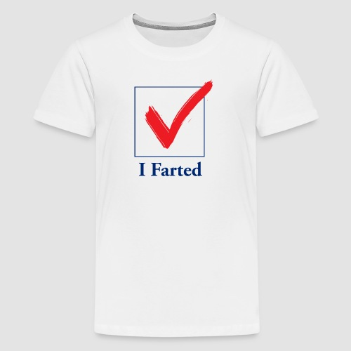 I Farted - Kids' Premium T-Shirt