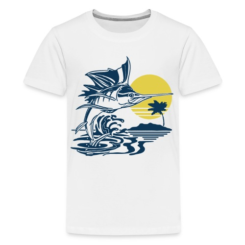 Sailfish - Kids' Premium T-Shirt