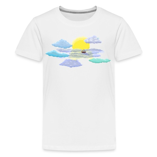 Sea of Clouds - Kids' Premium T-Shirt