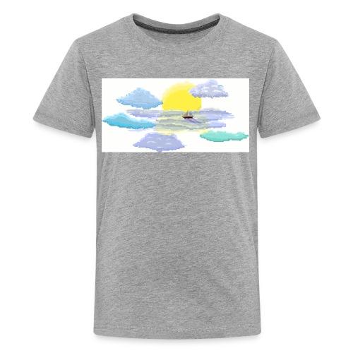 Sea of Clouds - Kids' Premium T-Shirt