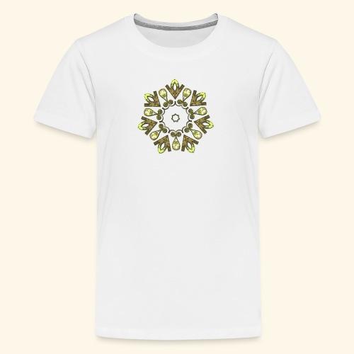 Celtic Motif - 3 - Kids' Premium T-Shirt