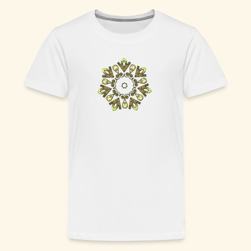 Celtic Motif - 3 - Kids' Premium T-Shirt