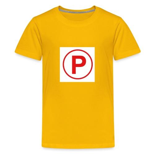 Presto569 Gaming Logo - Kids' Premium T-Shirt