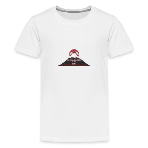 Mt Fuji Logo - Kids' Premium T-Shirt