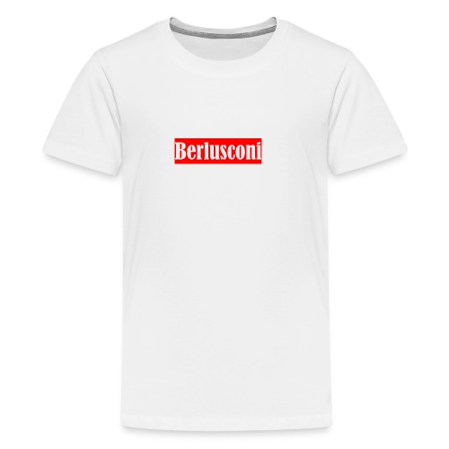 Berlusconi Supreme Logo - Kids' Premium T-Shirt