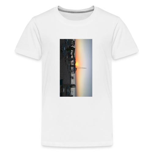 Sunset Admiration - Kids' Premium T-Shirt