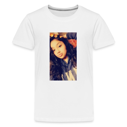 Dont say your not cute cuase every girls is cute - Kids' Premium T-Shirt