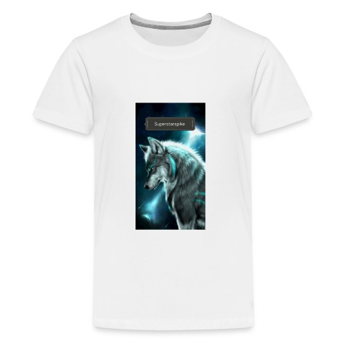 Superstarspike on youtube - Kids' Premium T-Shirt