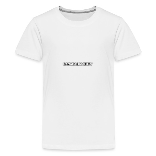 CANADAGAMERTV MERCH - Kids' Premium T-Shirt