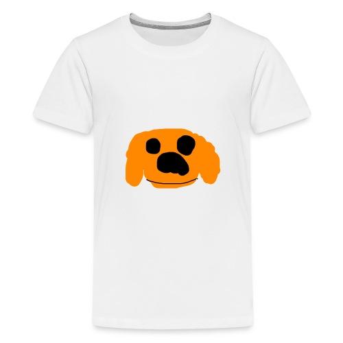 orange Nayla - Kids' Premium T-Shirt