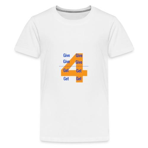 Forgive & Forget - Kids' Premium T-Shirt