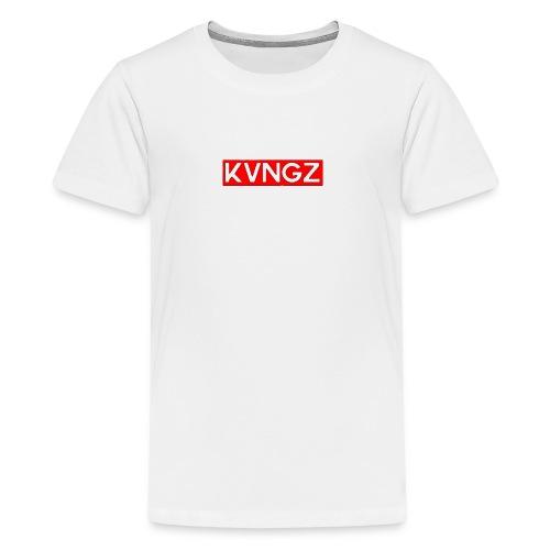 Supreme inspired T-shrt - Kids' Premium T-Shirt