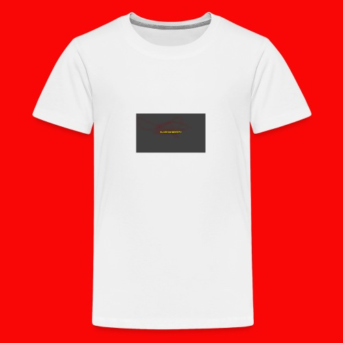 BladeSwinger TV Men - Kids' Premium T-Shirt