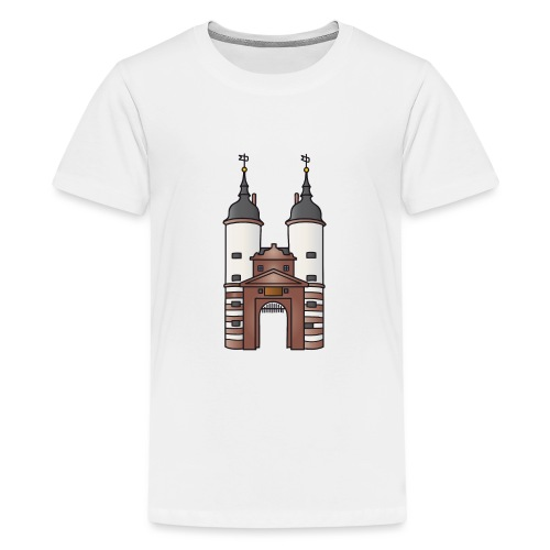 Bridge gate Heidelberg, FRG - Kids' Premium T-Shirt