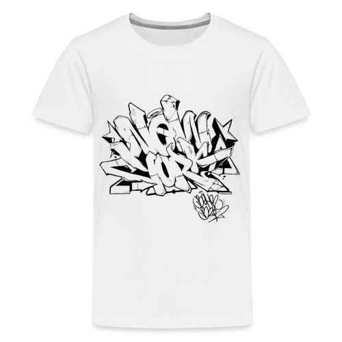 Behr - New York Graffiti Design - Kids' Premium T-Shirt